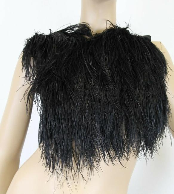 Gucci Feather 251690 Top Black Image 1