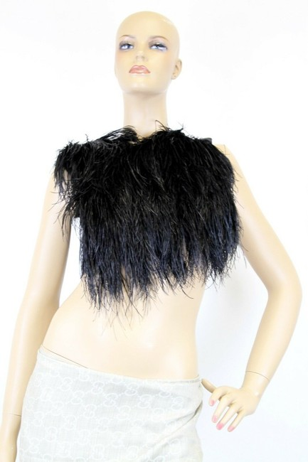Gucci Feather 251690 Top Black Image 2
