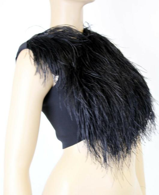 Gucci Feather 251690 Top Black Image 3