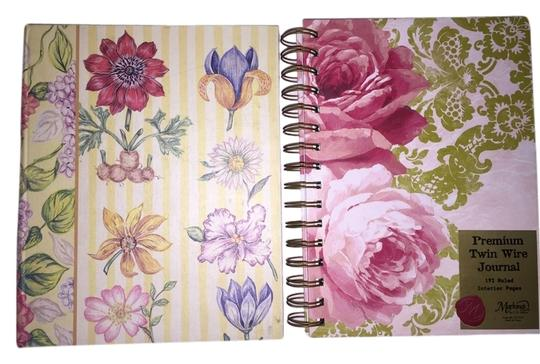 Preload https://item1.tradesy.com/images/tracy-porter-floral-garden-twin-wire-spiral-journal-set-by-tracy-porter-roxanne-anjou-closet-2676970-0-0.jpg?width=440&height=440