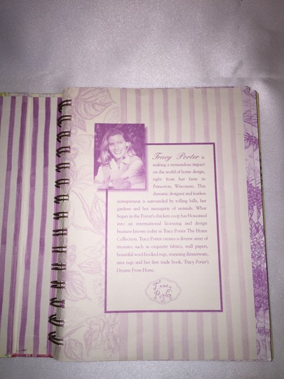 Tracy Porter Floral Garden Twin-Wire Spiral Journal Set by Tracy Porter [ Roxanne Anjou Closet ]