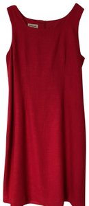 Pierre Cardin short dress red on Tradesy