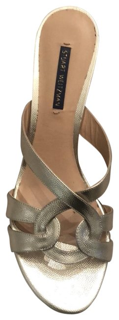 Item - Silver Cadence Wedges Size US 8.5 Regular (M, B)