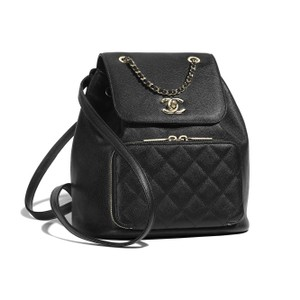 Chanel Caviar Affinity Backpack