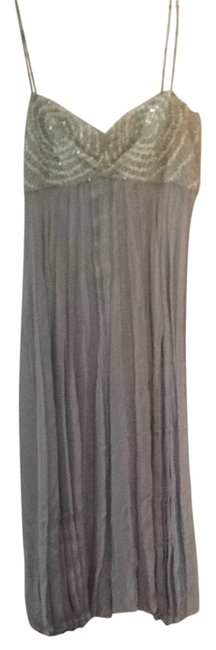 Preload https://item1.tradesy.com/images/emporio-armani-dress-silver-2677090-0-0.jpg?width=400&height=650