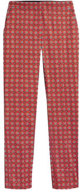 Item - Multi with Tag For Women Bright Red Ip Pat Pants Size 4 (S, 27)