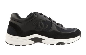 Chanel Trainer Sneaker Runway Flat black Athletic