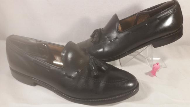 Item - Black Grayson Men's Leather Dress Casual Loafer 11m Shoes