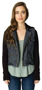 Billabong Motorcycle Motorcycle Knit Edgy Edgy Motorcycle Jacket
