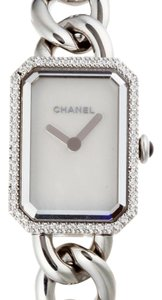 Chanel Chanel Premiere Bezel Diamond Ladies Watch H3253 Stainless Steel Shell Dial DH53497