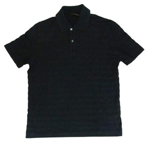 Louis Vuitton Button Down Shirt Black