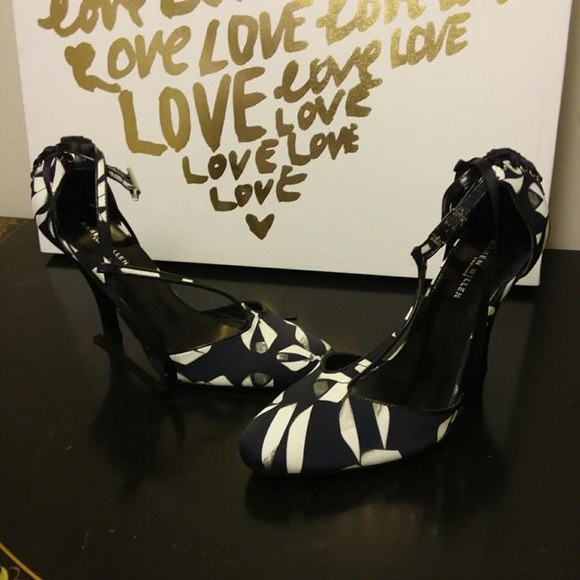 Item - Black & White Made In China Formal Shoes Size EU 37.5 (Approx. US 7.5) Regular (M, B)