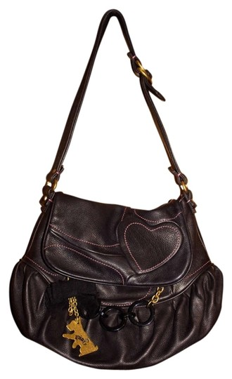 Preload https://item5.tradesy.com/images/juicy-couture-soft-leather-satchel-black-267789-0-0.jpg?width=440&height=440