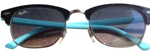 Ray-Ban Ray Ban Junior Clubmaster Sunglasses Blue