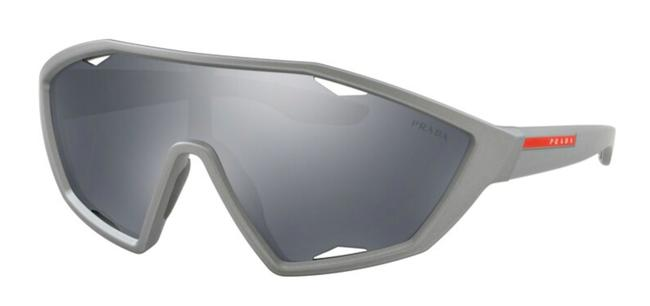 Item - Grey New Retro Oversized Shield Sps 10u - Free 3 Day Shipping - Large Sunglasses