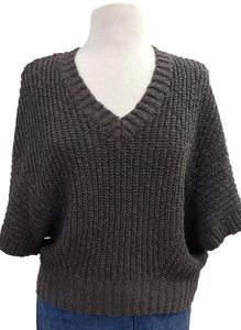 W by Worth #wbyworth #shakersweater #vneck #cotton Sweater