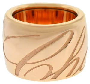 chopard Chopard Chopardissimo 826582-5103 18k Rose Gold Ring