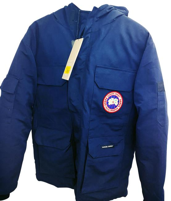 Item - Navy Expedition For Men Jacket Size 14 (L)