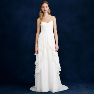 J.Crew Luella Mermaid Wedding Dress