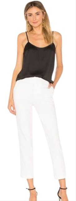 Item - White Stacey Slim In Pants Size 6 (S, 28)
