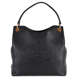 Prada Tote Vitello Daino Hobo Bag