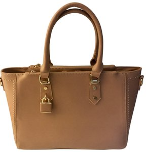 Miztique Satchel in taupe