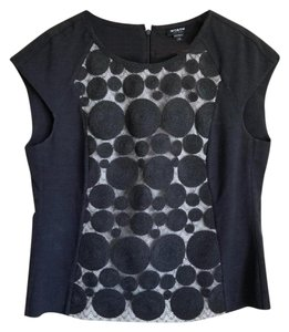 Worth Career Office 9to5style Top Black