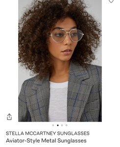 Stella McCartney Oversized Aviators