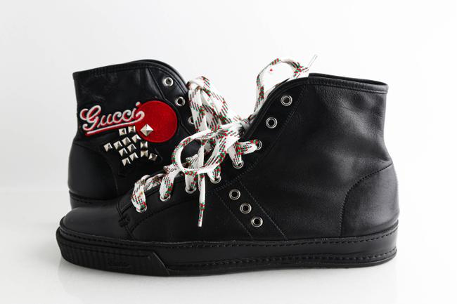 Gucci Black Limited Edition High Top