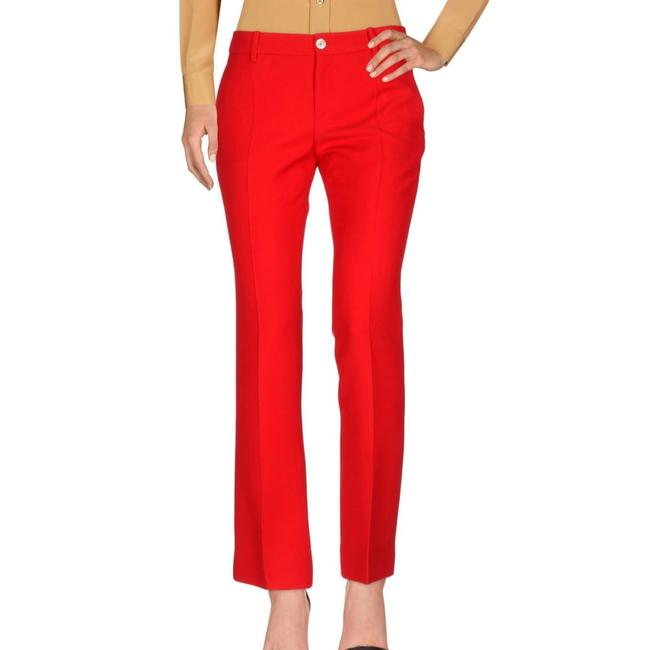 Item - Red Casual Pants Size 2 (XS, 26)