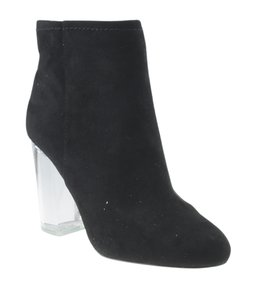 Call It Spring Ankle Suede Black Boots
