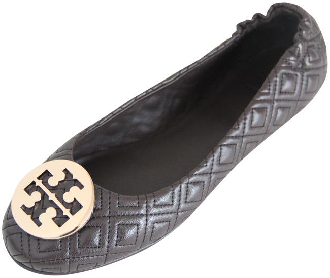 Item - Brown Box New Minnie Quilted Leather Espresso Flats Size US 7.5 Regular (M, B)