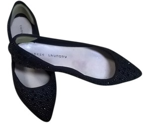 Chinese Laundry black Flats