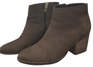 Blondo Taupe Boots