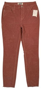 Free People Cotton Skinny Jeans
