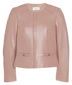 Coach 1941 pink Leather Jacket