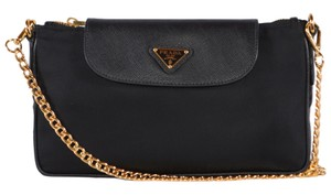 Prada Evening Purse Handbag Cross Body Bag