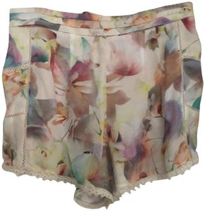 Willow & Clay Dress Shorts Multicolor