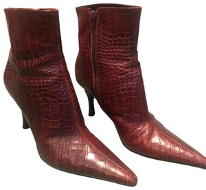 Via Spiga wine Boots