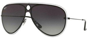 Ray-Ban Dark Grey Gradient Lens RB3605N 909511 Unisex Aviator