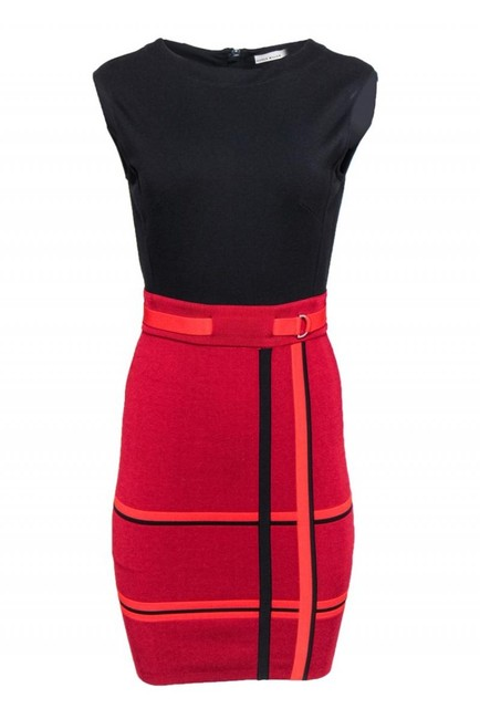 Item - Red Formal Dress Size 2 (XS)