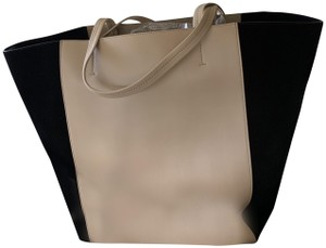 Céline Tote in Tan and Black