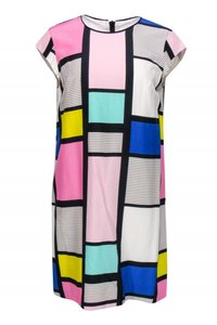 Kate Spade short dress Day Color Block on Tradesy