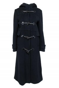 Burberry Wool Toggle Coat