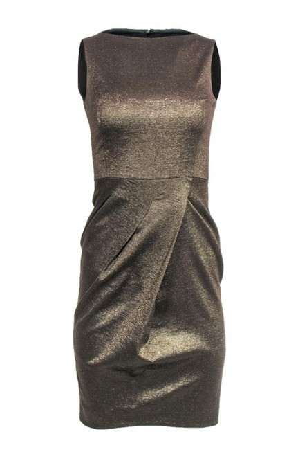 Item - Gold Cocktail Dress Size 2 (XS)