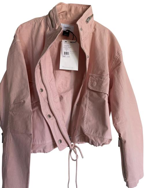 Item - Crystal Pink  The Cropped Infantry Jacket Size 6 (S)