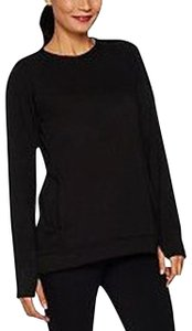 Cuddl Duds Comfortwear French Terry Sweater