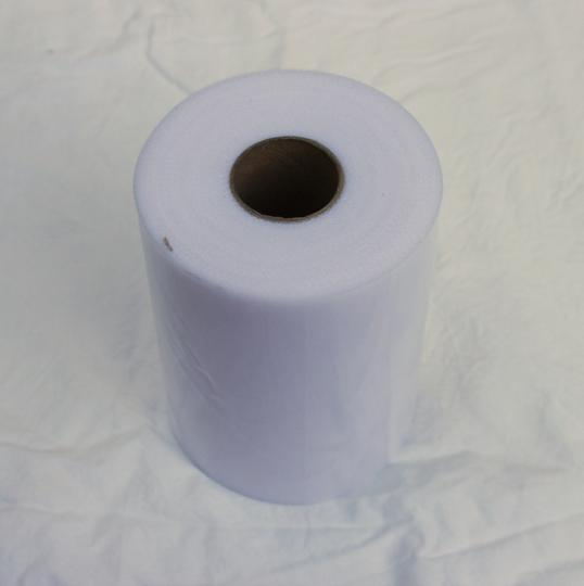 White Tulle Roll 6 In X 100 Yard - 6 Inch Tulle Spool - 100 Yard - Big Roll Of Tulle Ceremony Decoration