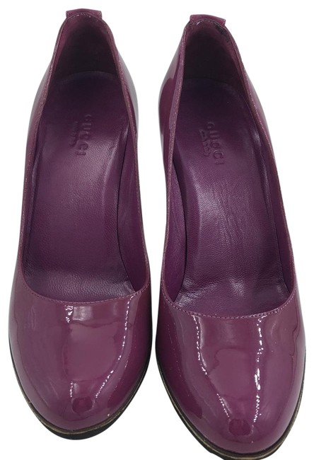 Item - Purple None Pumps Size US 5 Regular (M, B)