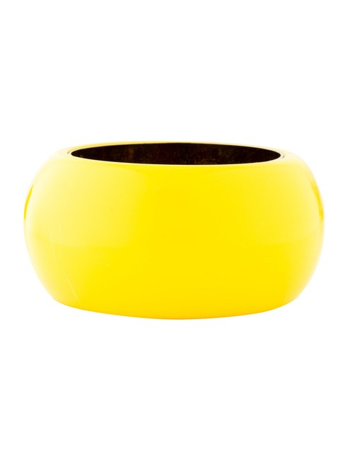 Item - Yellow Mod Bangle New with Tags Bracelet